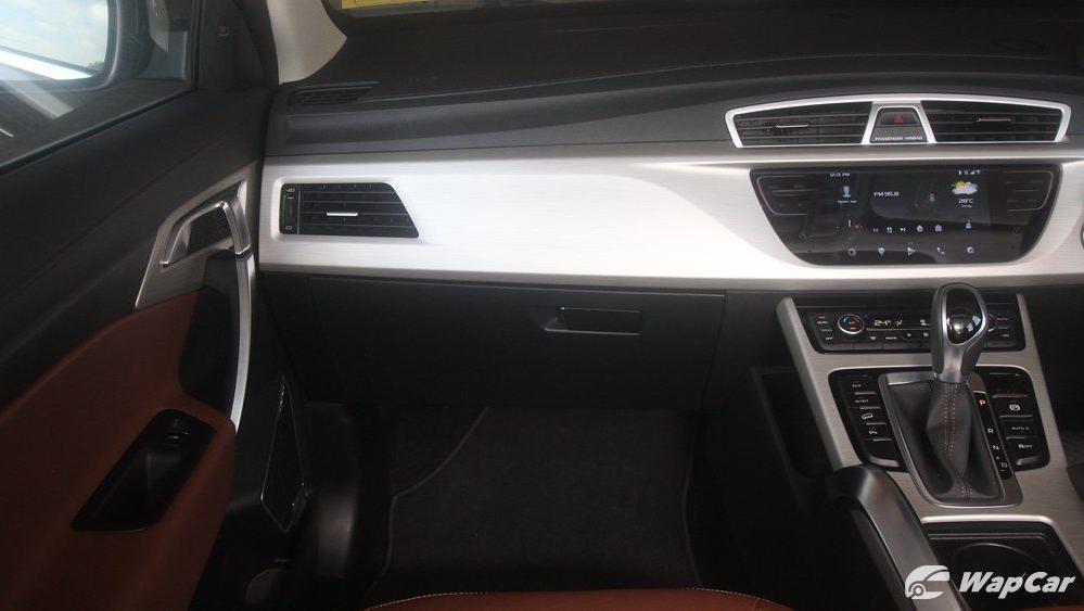 2018 Proton X70 1.8 TGDI Premium 2WD Interior 079