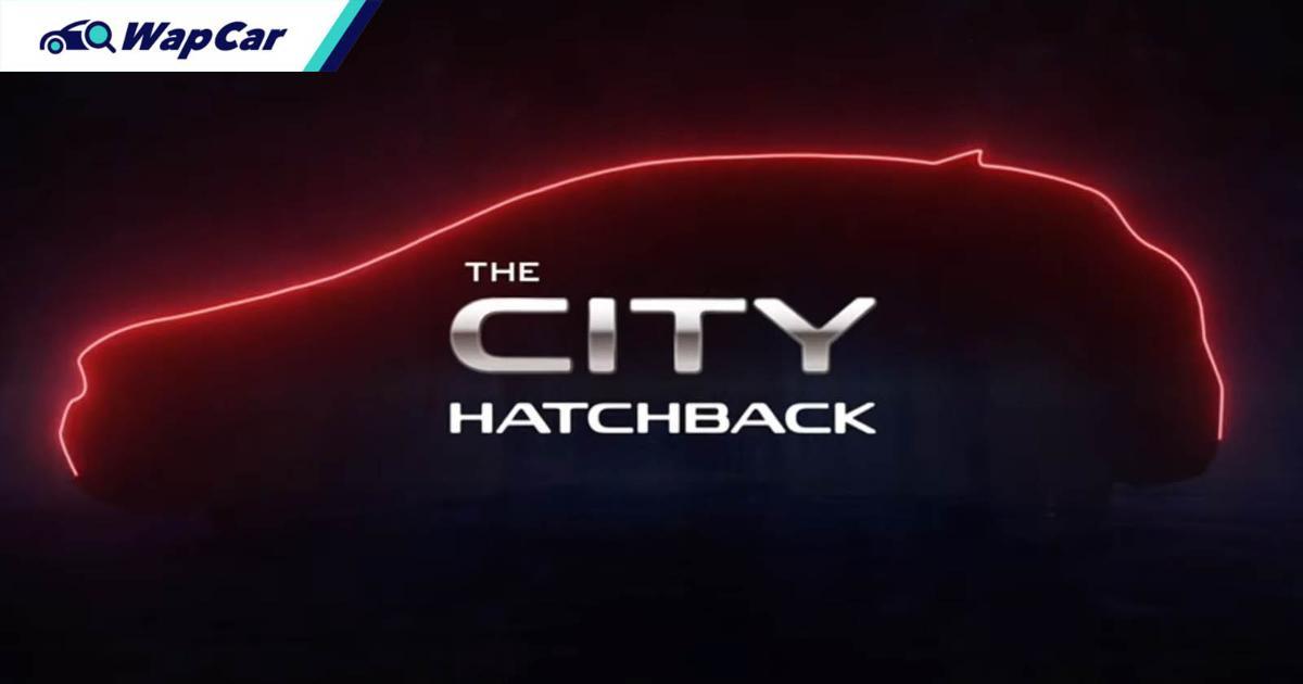 2021 Honda City Hatchback and Honda City e:HEV to launch in Thailand tomorrow! 01
