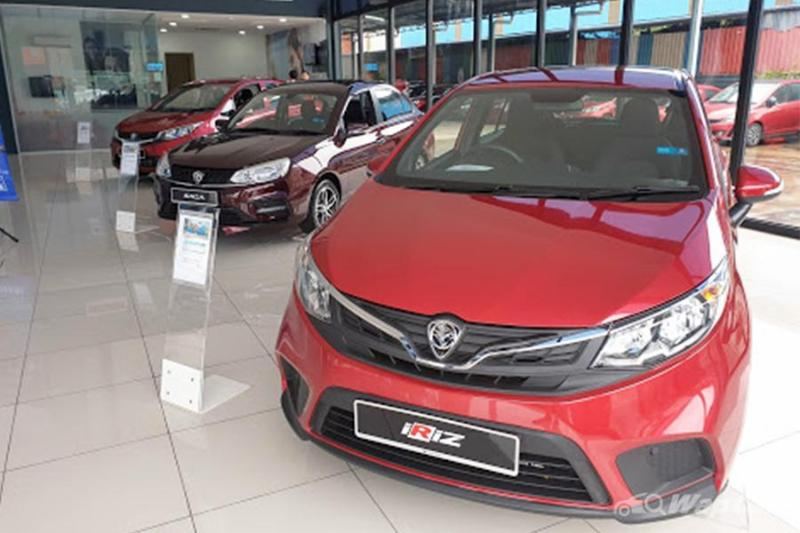 Proton Saga loses out sales crown in May 2021, Myvi returns as King! 02