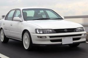 Toyota Corolla TRD 2000: 10 unit sahaja di dunia! Rare atau gagal?