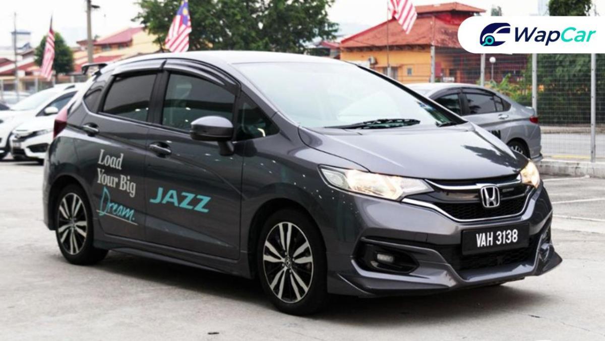 Honda Jazz: Sistem infotainment yang gagal 01