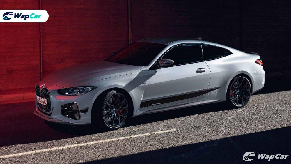 All-New 2021 BMW 4 Series (G22): Here's the M Performance parts catalogue 01
