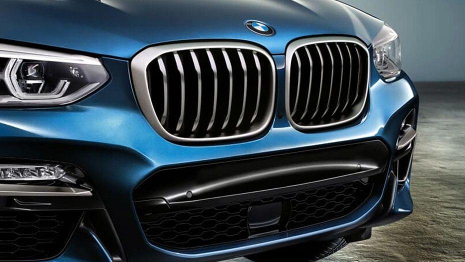 BMW X3 (2019) Exterior 007