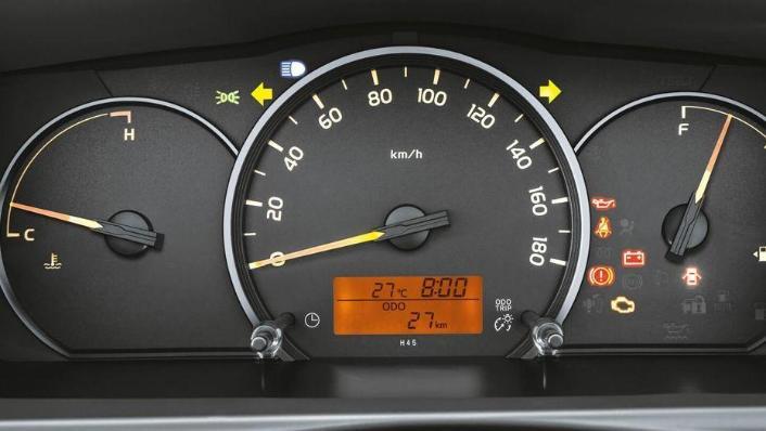 Toyota Hiace (2018) Interior 003