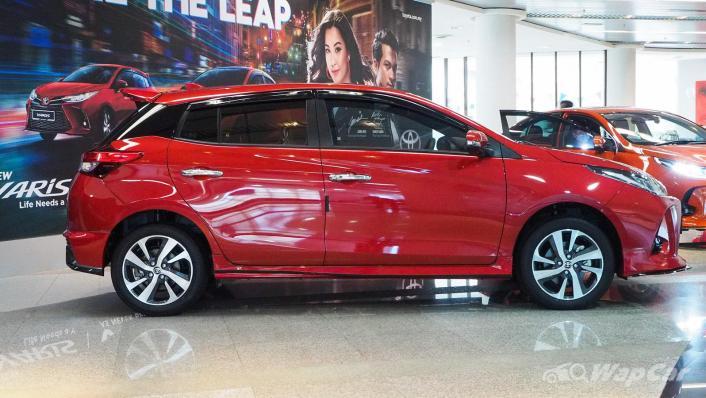 2021 Toyota Yaris 1.5G Exterior 002