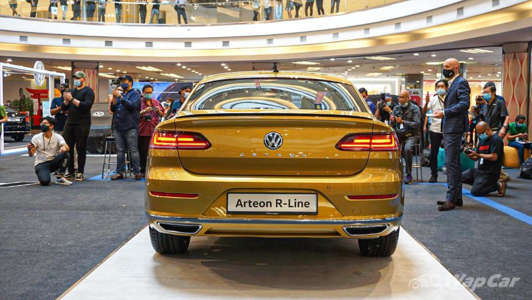 2020 Volkswagen Arteon 2.0 TSI R-Line Exterior 008