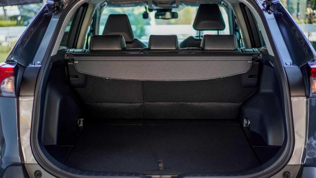 2020 Toyota RAV4 2.5L Interior 026