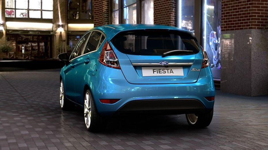 Ford Fiesta (2017) Exterior 007