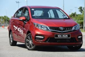 Proton to build cars on Volvo's CMA and BMA platform