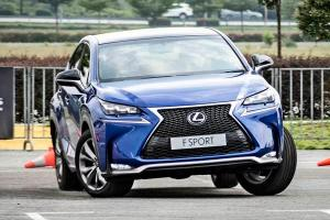 Consumer survey: Lexus NX and CT200h are UK's most reliable cars