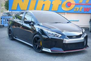 The Thais are at it again - this time with a Nissan Almera 'GT-R!'