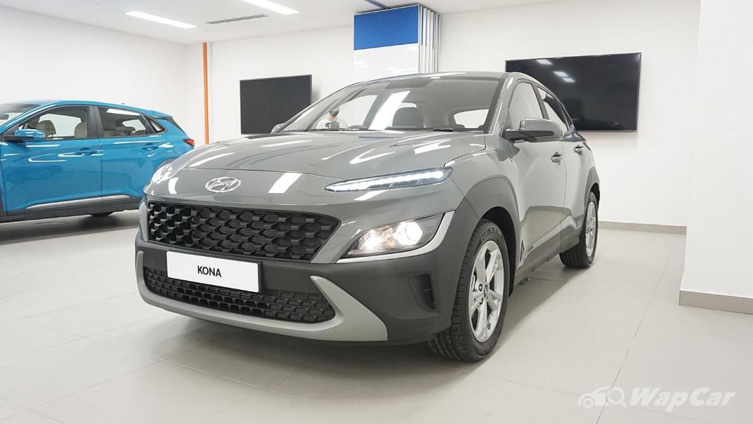 2021 Hyundai Kona 2.0 Standard Exterior 008