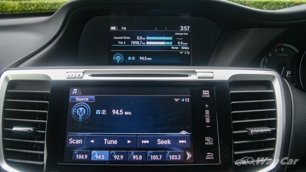 2018 Honda Accord 2.4 VTi-L Advance Interior 135