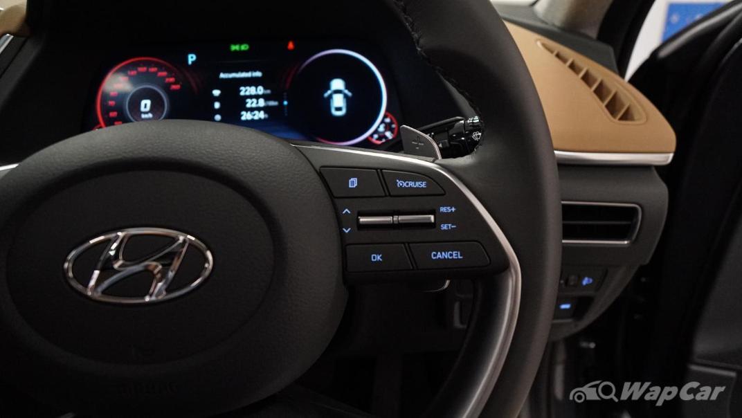2020 Hyundai Sonata 2.5 Premium Interior 079