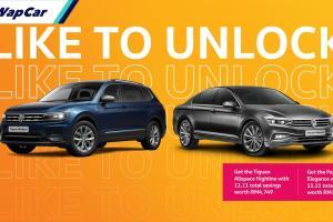 Volkswagen memberikan tawaran hebat bersempena 11.11 esok!