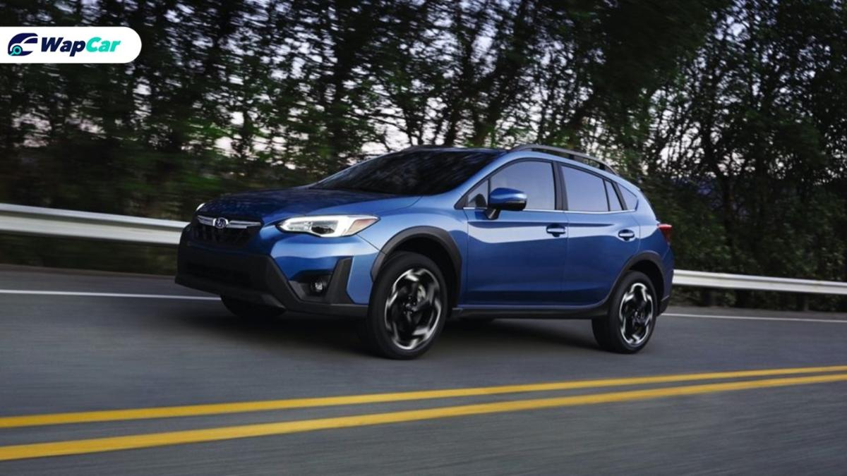 New Subaru XV gets 2.5L engine for USA, 184 PS and 239 Nm engine 01