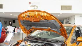 2020 Nissan Almera 1.0L VLT Exterior 014