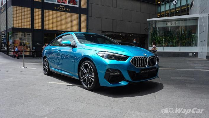 2020 BMW 2 Series 218i Gran Coupe Exterior 010