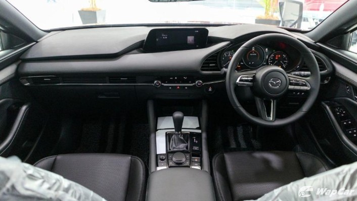 2019 Mazda 3 Liftback 2.0 SkyActiv High Plus Interior 001