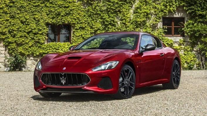 2018 Maserati GranTurismo GranTurismo MC Exterior 003