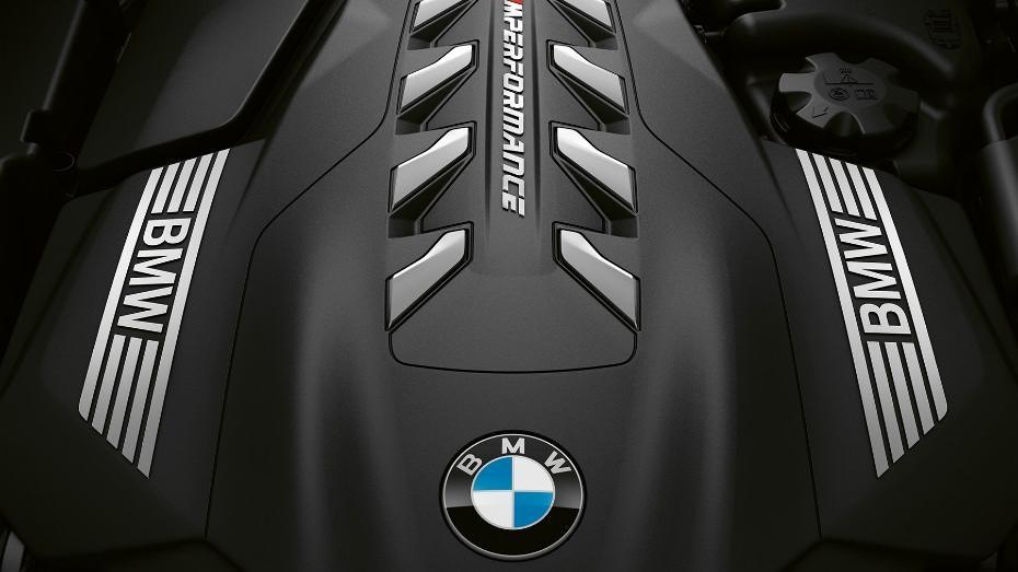 BMW 8 Series (2019) Interior 013