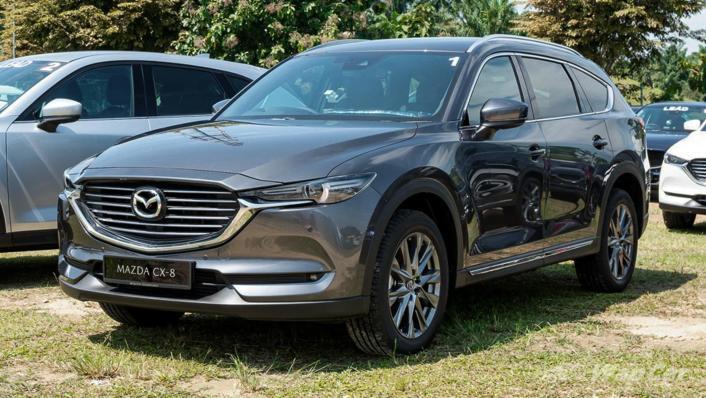 Mazda CX-8 Public (2019) Exterior 010