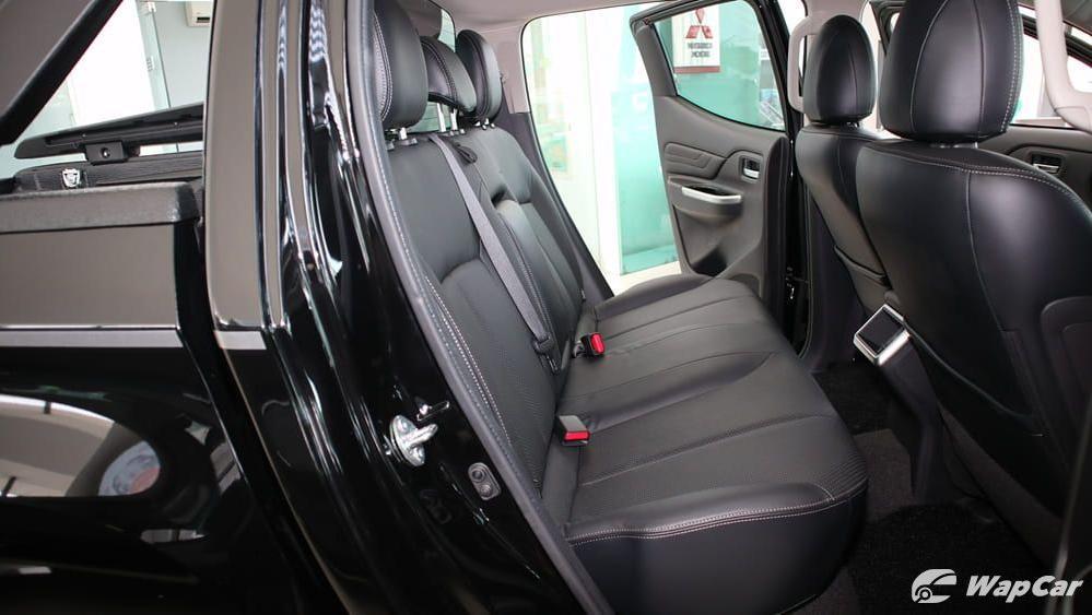 2019 Mitsubishi Triton VGT Adventure X Interior 035