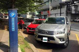 DBKL parking payment goes cashless, but no JomParking and TnG e-Wallet... yet