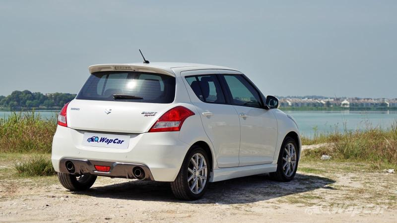Looking for a used Suzuki Swift Sport (ZC32S)? Here's what you need to know 02