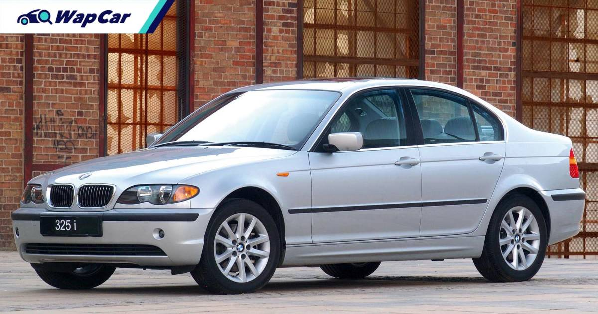 Buying your first BMW: From RM 15k, a used E46 BMW 3 Series is a perfect starter's choice 01