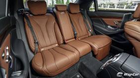 2018 Mercedes-Benz S-Class S 450 L AMG Line Exterior 008