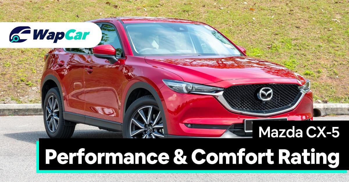 2020 Mazda CX-5 Turbo Ratings
