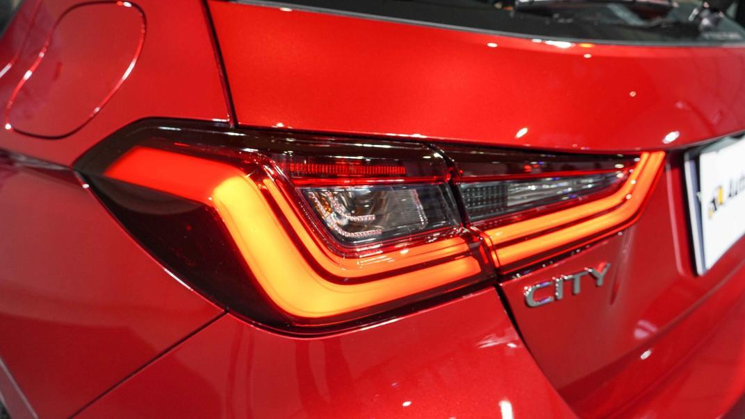 2021 Honda City Hatchback International Version Exterior 095