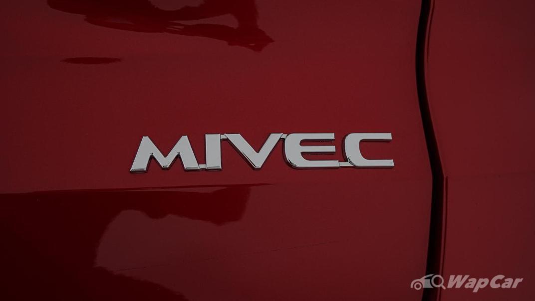 2020 Mitsubishi Xpander 1.5 L Exterior 030