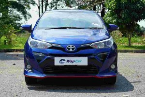 Prices for locally assembled Toyota models will maintain, for now