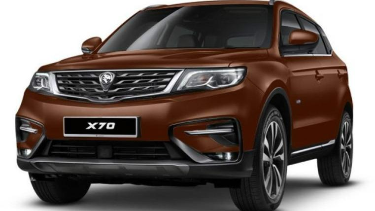 Proton X70 (2018) Others 005