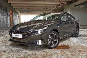 Hyundai Elantra 2021 serba baru dipratonton di Malaysia - SmartSense ADAS, CBU Korea