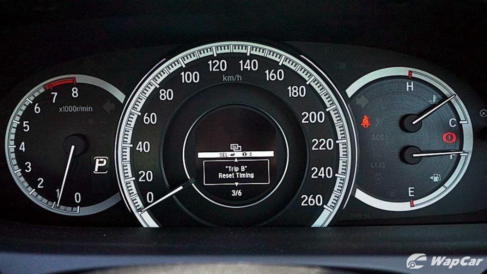 2018 Honda Accord 2.4 VTi-L Advance Interior 015