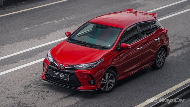 Toyota Yaris takluk 73% dari segmen, Hilux 56%, tempahan Corolla Cross masih dibuka! 02