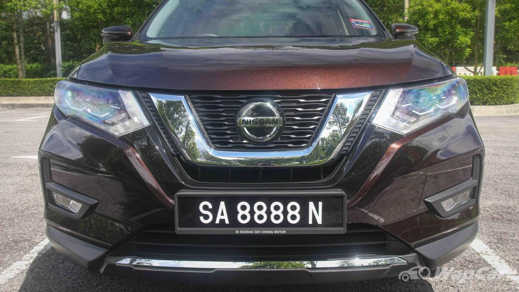 2019 Nissan X-Trail 2.0 2WD Hybrid Exterior 009