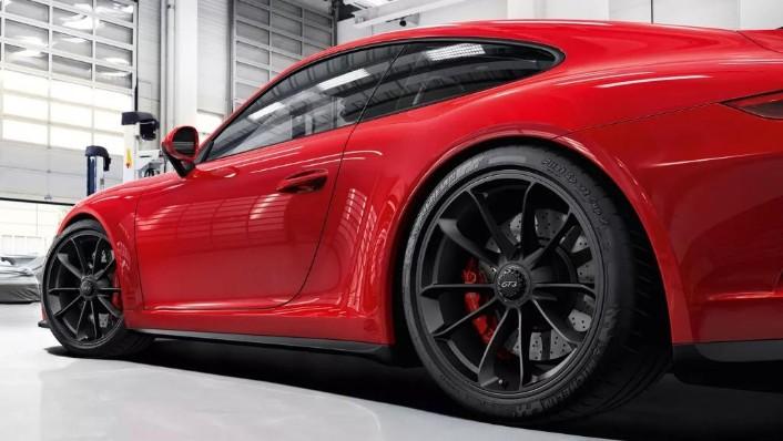 2019 Porsche 911 911 GT3 Exterior 007