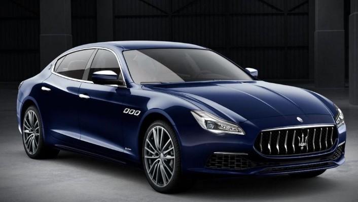 Maserati Quattroporte (2019) Exterior 007