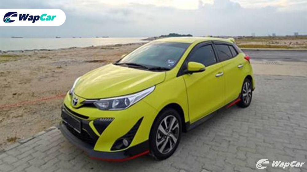 Owner Review: A Car That I Can't Resist- My Story With My Toyota Yaris 01