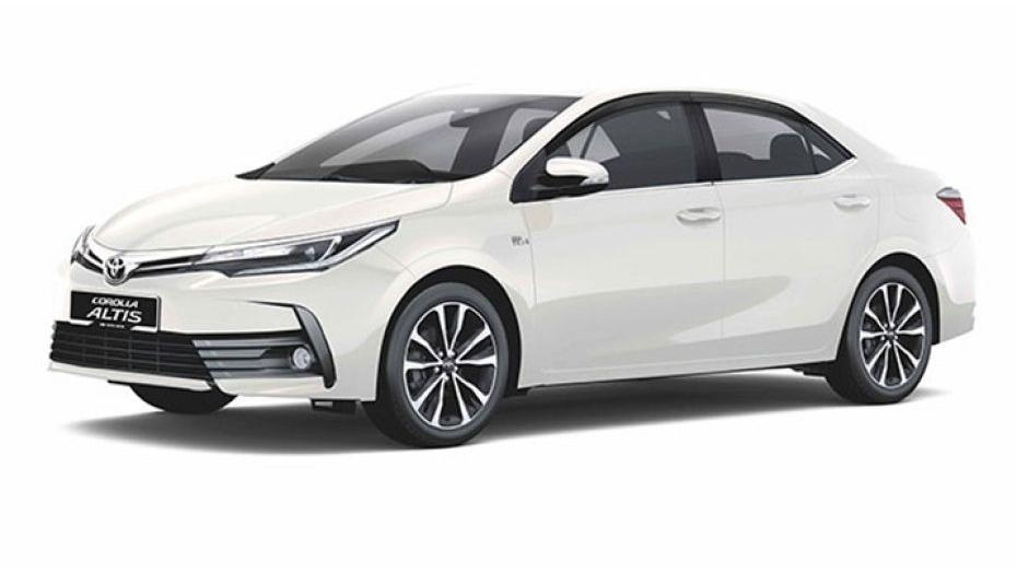 Toyota Corolla Altis (2018) Others 001