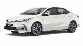 Toyota Corolla Altis (2018) Exterior 001