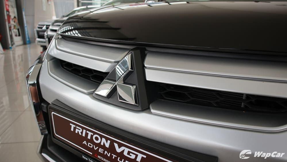 2019 Mitsubishi Triton VGT Adventure X Exterior 006