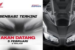 Pelancaran Honda ADV 150 di Malaysia 5 Februari ini!