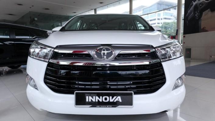 2018 Toyota Innova 2.0G (A) Exterior 002