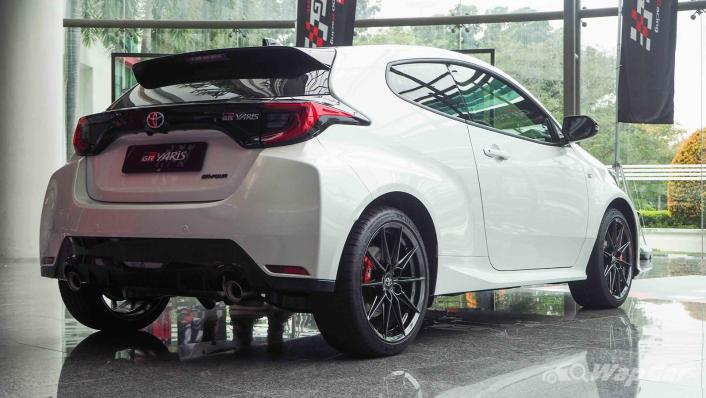 2021 Toyota GR Yaris Exterior 005