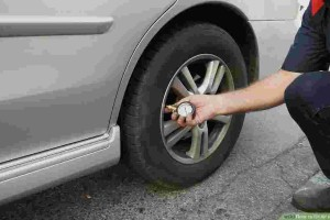 How many PSI / kPa do I have to pump into my tyres?
